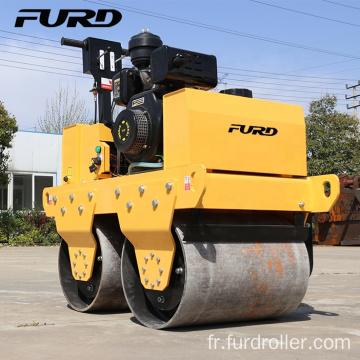 Light Compacting Manual 550kg Road Compactor Roller