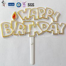 Alles Gute zum Geburtstag Plastik Kuchen Dekoration