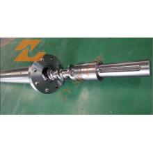 Parafuso e tambor para granulador / granulador