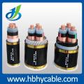 XLPE isolierte Stromkabel der Nennspannung 35KV und unten