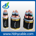 10/20KV XLPE Insultation Sheathed Armored Cable