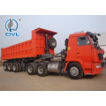 50 Ton 2 As Truk Semi Trailer