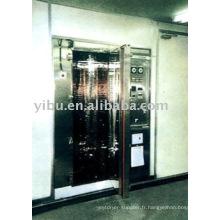 Machine de séchage au four infrarouge Fabrication d'équipement de séchage IR