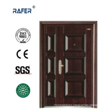 Sell Well Mother Son Steel Door (RA-S139)