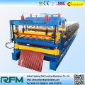 Dubbelskiktet Tile Roof Sheet Making Machine