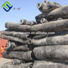 Florescence rubber airbag marine ship lifting rubber airbag