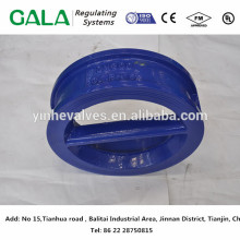 China 10 years high precision top supplier check valve body parts for water