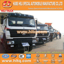 North-Benz 8X8 ND2310G50 336hp military vehicle chassis for sale