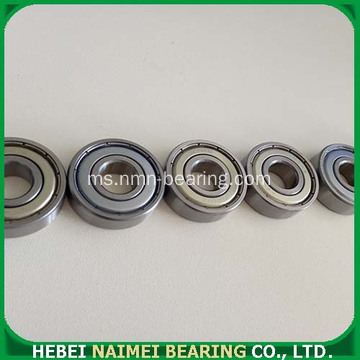 Berkualiti tinggi Double Row Deep Groove Ball Bearing 6202