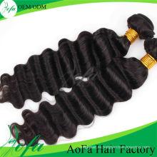 7А класс Виргинские волос Remy человеческих волос уток