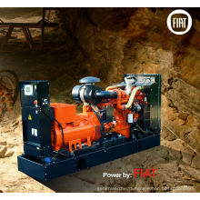 Diesel Genset by FIAT Electric Silent Generator 60Hz EPA Generador