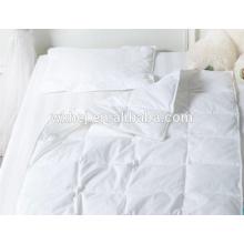 algodão percale 300TC branco bebê berço consolador