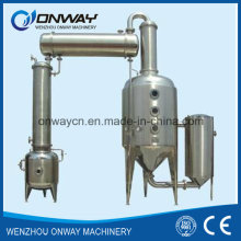 Jh Hihg Efficient Factory Price Stainless Steel Solvent Acetonitrile Ethanol Alcohol Recovery Concentrator