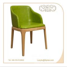 Silla moderna del café del metal de la cafetería de los muebles