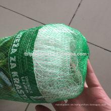 Red de apoyo de planta de pepino para agricultura