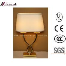 Hotel Vintage Iron Bedside Table Lamp & Decorative LED Lighting