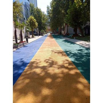 Color Resin Road