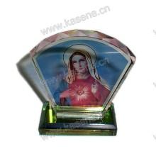 Preiswerte Art- und Weiseheiliges Kristallkreuz-religiöses Fertigkeit für Großverkauf