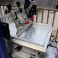 Ceramic Dishes Plates pad printing machine