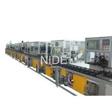 Gamme d'assemblage de fabrication de fabrication de rotor haute automatisation