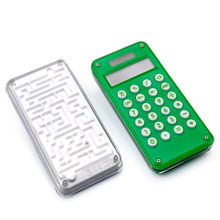 Staples Maze Calculator 8 Digits Small Calculator