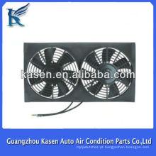 Peças de motor de alta qualidade motor de ventilador de resfriamento de capa dupla