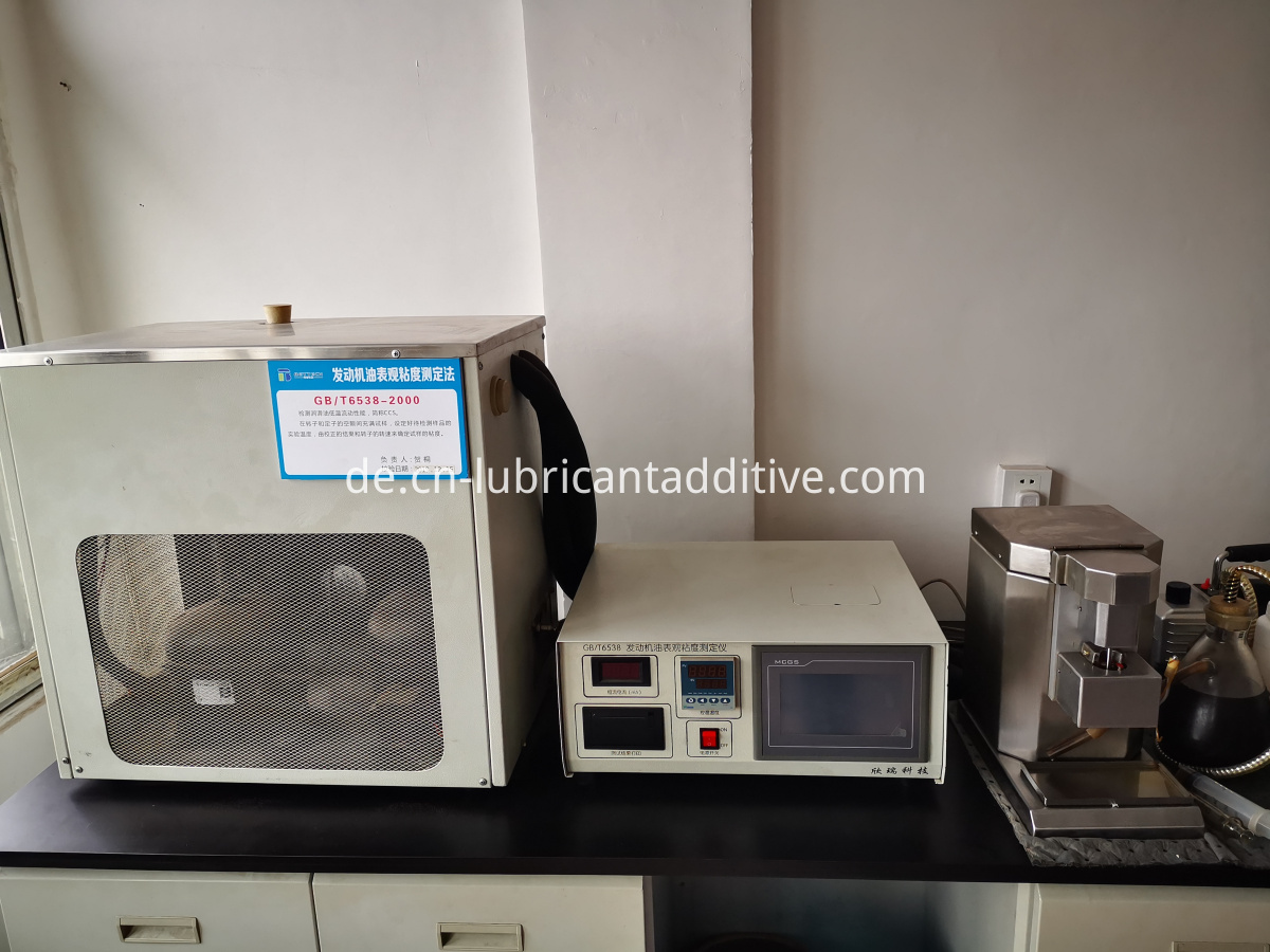 Engine Oil CCS Viscosity Tester
