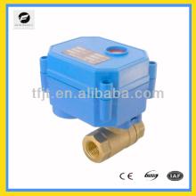 12В электромагнитный клапан 2-ходовой клапан для воздуха-теплой клапан.ОВК и пожарной полете служба пожаротушения