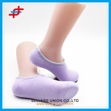 Summer low cut liners plain color cotton thin shallow mouth invisible socks