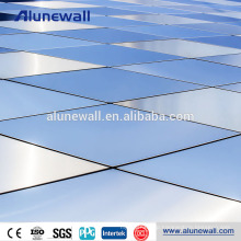 Hot Sale insulated NANO coating alucobond aluminium composite panel price