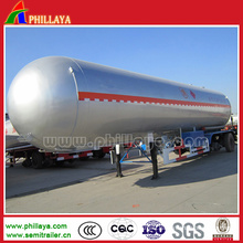 3 Axles 45000L Fuel Tanker Semi Trailer