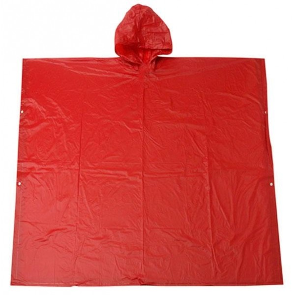 Reusable Rain Poncho