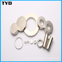 Powerful N42 Neodymium Ring Magnet