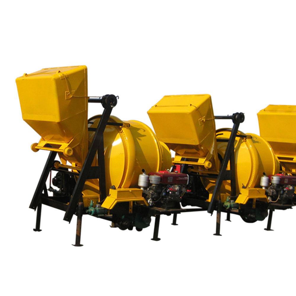 350l drum mixer