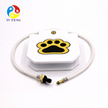 """Wholesale dog feeder Outdoor dog water fountain hose Pesafe drinkwell Outdoor pet fountain Nice Outdoor Dog Water Feeder With 41"""" Hose Pet Step-on Drinking Training Tool for Dogs drinking fountain for dog pets"""