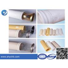 Gaiola do saco de filtro cumprir com o saco de filtro para a planta do cimento