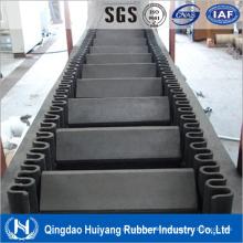 Polyester/Ep Nylon Fabric Sidewall Cleat Transmission Belt