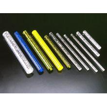 Varillas de acrílico en diferentes colores