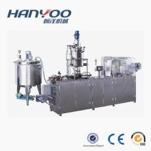 Machine à emballer de boursouflure de yogourt de sauce au miel liquide de confiture de haute qualité