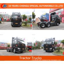 Faw 6X4 Tractor Trucks with 1 Sleeper