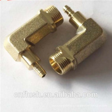 Brass metal die forged part