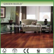 Sala de estar Durable Jatoba Engineered Wood Flooring Indoor