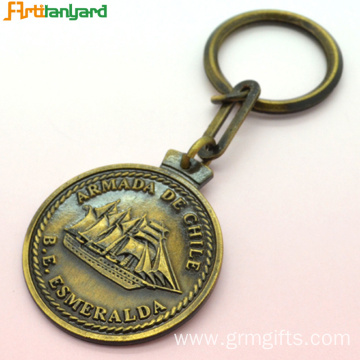 Custom Logo Keychain For Gifts