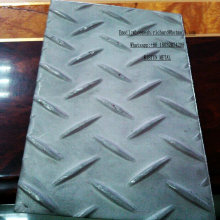 Salix Leaf Shape Skidproof S Tainless Steel Diamond Plate 304