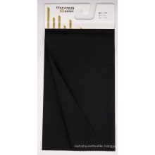 High Density Tencel Texture 40s Cotton Plain Fabric with Filmed Layer
