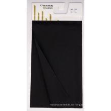 Текстура с высокой плотностью Tencel Texture 40s Хлопок Обычная ткань с пленкой Layer