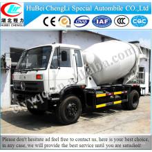 6M3 caminhão misturador de concreto para venda quente