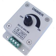 DC12-24V Regulador de regulador giratorio de un canal