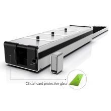 Como funciona a máquina a laser de fibra?