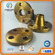 Bride aveugle en acier au carbone de vente chaude ASME B16.5 bride forgée (KT0270)